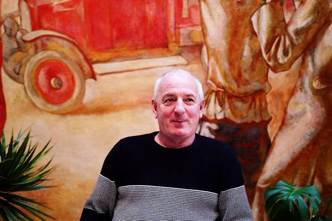 Медвецький Сергій Станіславович - викладач з теорії